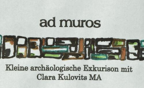 Archäologische Exkursionen 2021
